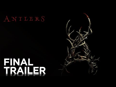 ANTLERS – Bizarre Horror Movie Trailer
