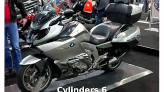 4. 2012 BMW K 1600 GT - motorbike