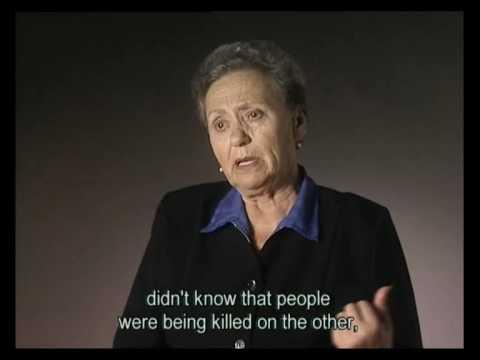 The Holocaust in Romania: Ester Gelbelman