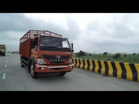 Eicher Pro 1110 and Pro 1110XP with AFC Engine and Hexa Drive Technology - Customers Testimony