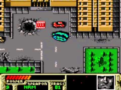 World Destruction League: Thunder Tanks #3