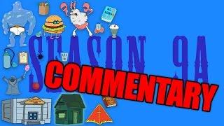 SpongeBob Season 9A Review Commentary