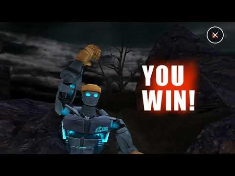 Real Steel World Robot Boxing: Atom Underworld 1 Championship