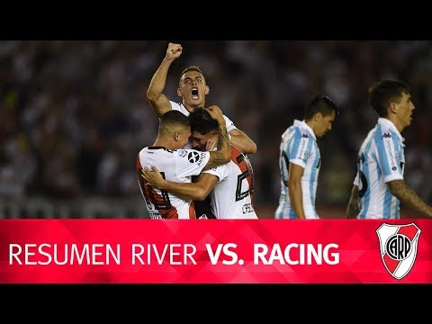 El resumen de River - Racing
