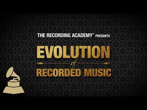 Recorded Music History by the Grammy's
