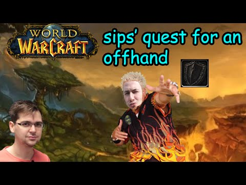 World of Warcraft – The Quest for the Off-hand