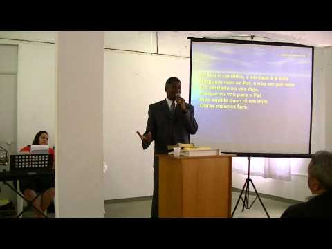 Encontro pastores Igreja de Jesus Cristo em Niterói Parte 2