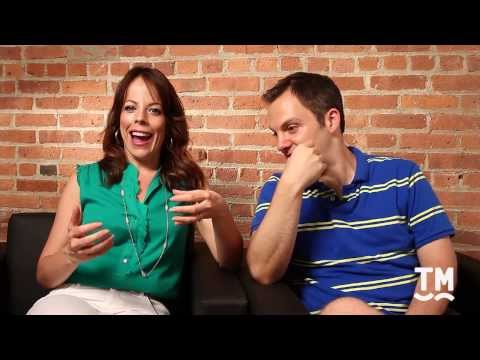 Broadway First Dates: Leslie Kritzer And Vadim Feichtner