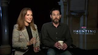 Henry Thomas & Kate Siegel Talk