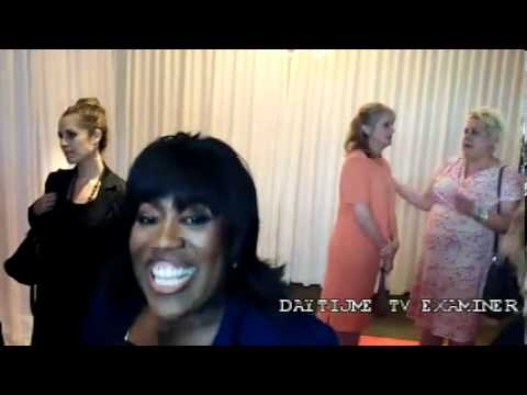 Sheryl Underwood of The Talk at Daytime Emmy Nominees Reception