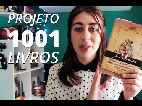 Razão e sensibilidade de Jane Austen (#projeto1001livros)