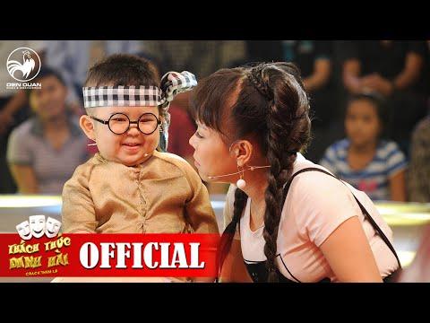 Bé Kutin chê Việt Hương HÔI LẮM