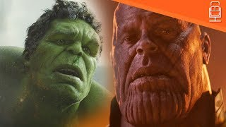 Video Hulk Vs Thanos in Avengers Infinity War....Hulk is Terrified & Afraid MP3, 3GP, MP4, WEBM, AVI, FLV Maret 2018