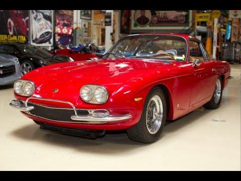 Jay Leno's Garage: 1967 Lamborghini 400 GT 2 + 2