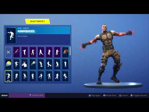 FORTNITE PUMPERNICKEL DANCE (1 HOUR)