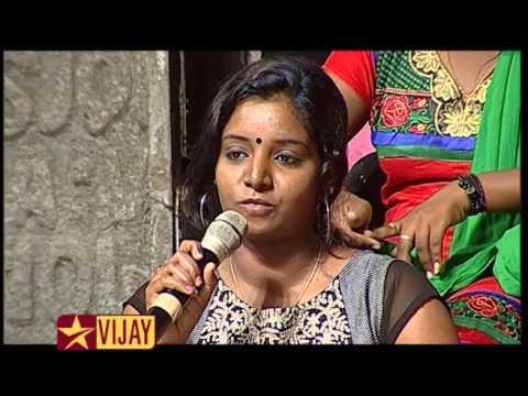 Neeya Naana Promo   23-03-2016