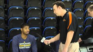 Paul George Reveals How He Improved His Shooting and Pick And Roll Attack