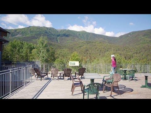 Parc national de la Gaspésie - centre de découverte et de services