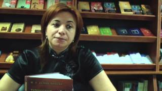 Recomandare de carte - Roberta Neamtu despre