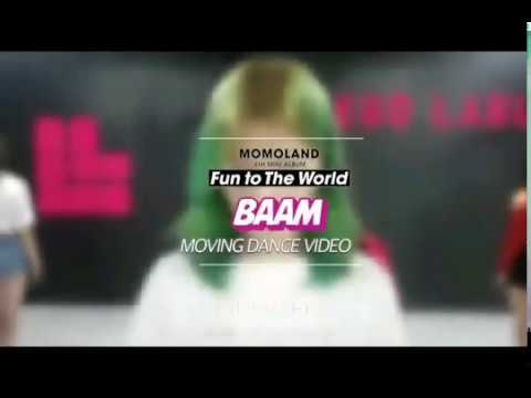 MOMOLAND - BAAM (dangdut koplo version)