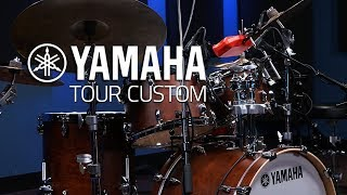Learn more about the Yamaha Tour Customs:►http://bit.ly/2tNp3fOWe're so stoked to be partnering with Yamaha to give you the world premiere of their latest line of drums - the Yamaha Tour Customs!Yamaha's main goal in creating this new line was to make something that fits drummer's financial situations, but also has that exceptional sound and quality they're best known for. You could call these drums the simplified version of their original Absolute series. They're made of 100% maple and loaded with tone and attack. They also include their heavy 2.3mm inverse Dyna Hoops!Dafnis Prieto just so happened to be coming through Drumeo when this kit arrived, and we couldn't have thought of a better person to show these off. We're just going to let these drums speak for themselves.