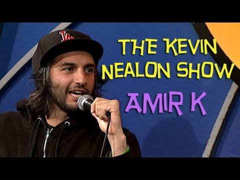 The Kevin Nealon Show - Amir K