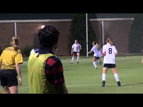 Women's Soccer vs. UNCW - 8/29/14