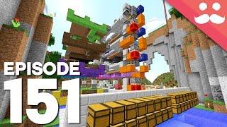 Hermitcraft 4: Episode 151 - NEW FARM ZONE!