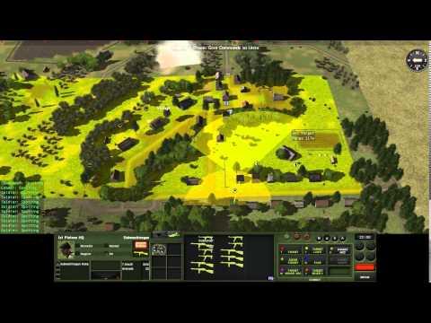 Combat Mission Red Thunder PBEM AAR 11 Mayhem