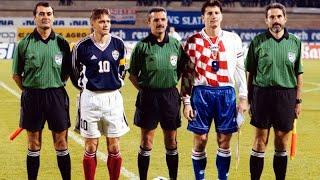 Hrvatska-Jugoslavija ZAGREB 1999-Fudbal.
