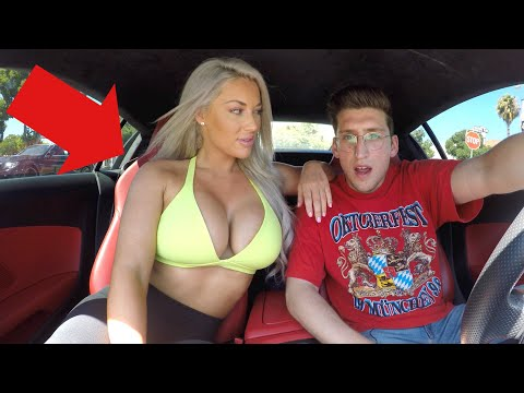 Uber Driver Raps To Girl amp Gets Date!