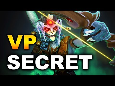 VP vs SECRET - DreamLeague 7 DOTA 2