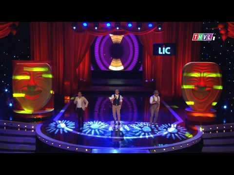 Cười Xuyên Việt| Chung kết 6: Nhóm MTV - Yêu đời