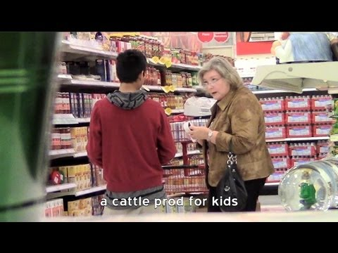 Christmas Shopping Prank With Mom