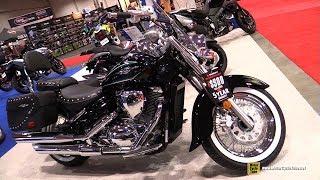 3. 2018 Suzuki Boulevard C50T - Walkaround - 2018 Toronto Motorcycle Show