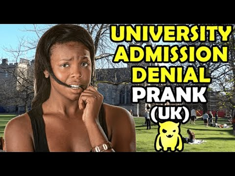 ownage pranks - A fan told me that his sister recently got accepted into Aberdeen University. When I call her mom and say there has been a terrible mix-up, and her daughter ...