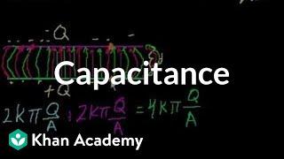 Capacitance | Circuits | Physics | Khan Academy