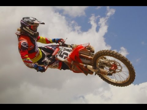 MXPTV - The 450 machines hit the track to start testing for Hangtown at Competitive Edge MX Park in Hesperia, California. Featured riders include (in order) Broc Tic...