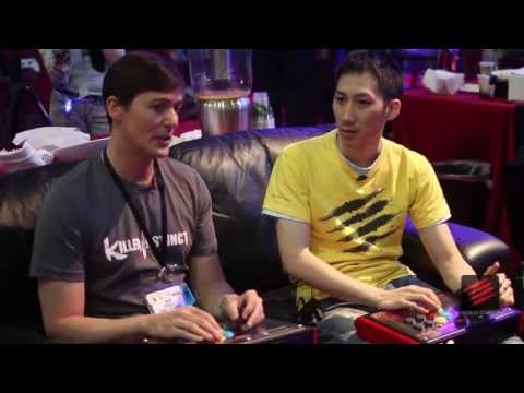 killer - Mad Catz was at E3 2013 showing off our latest gaming gear, and we had our international man of mystery, Zhi (@zhieeep), sit down with Double Helix Games Des...