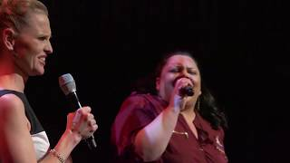 "Video ""Take Me or Leave Me"" - Anika Larsen & Keala Settle (From Broadway with Love) MP3, 3GP, MP4, WEBM, AVI, FLV Juni 2018"