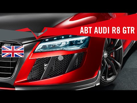 2013 ABT R8 GTR - English Video