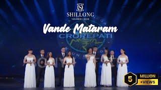 Video Vande Mataram - Shillong Chamber Choir (Grand Premiere KBC 8) MP3, 3GP, MP4, WEBM, AVI, FLV Agustus 2018