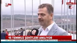 Gaziosmanpaşa'da 15 Temmuz Anma Etkinlikleri - A Haber