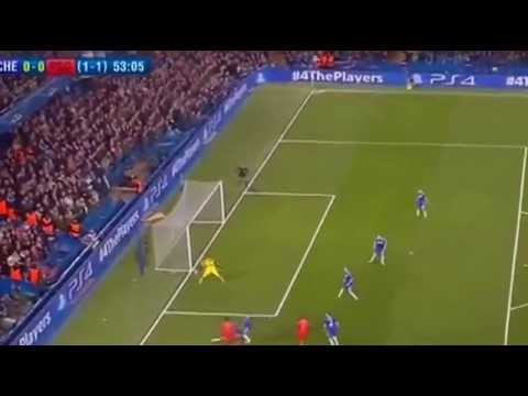 Chelsea vs PSG 2 2 10 March 2015 All Goals and Highlights
