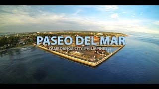 Zamboanga City Philippines  city photo : Paseo Del Mar Zamboanga City Philippines [TBS Discovery FPV Quadcopter]