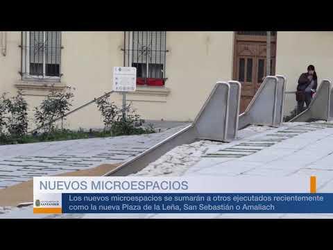 Microespacios Fernando de los Ríos y Río Cubas