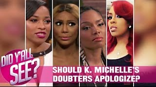 Video Memphitz Finally Admits To Abusing K. Michelle   Did Y'all See?   MadameNoire MP3, 3GP, MP4, WEBM, AVI, FLV Oktober 2018
