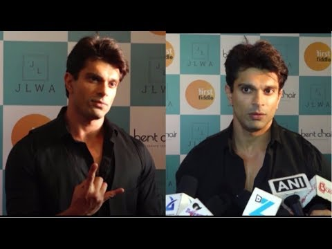 Karan Singh Grover At Red Carpet Launch Of Priyank Sukhija Jlwa Curated By Rocky S