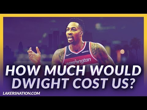 Video: Lakers News Feed: Lakers Salary Breakdown As They Look To Sign Dwight Howard