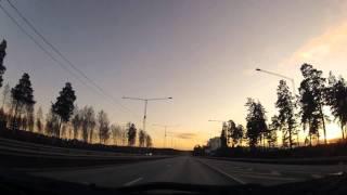 Uppsala-Solna timelapse